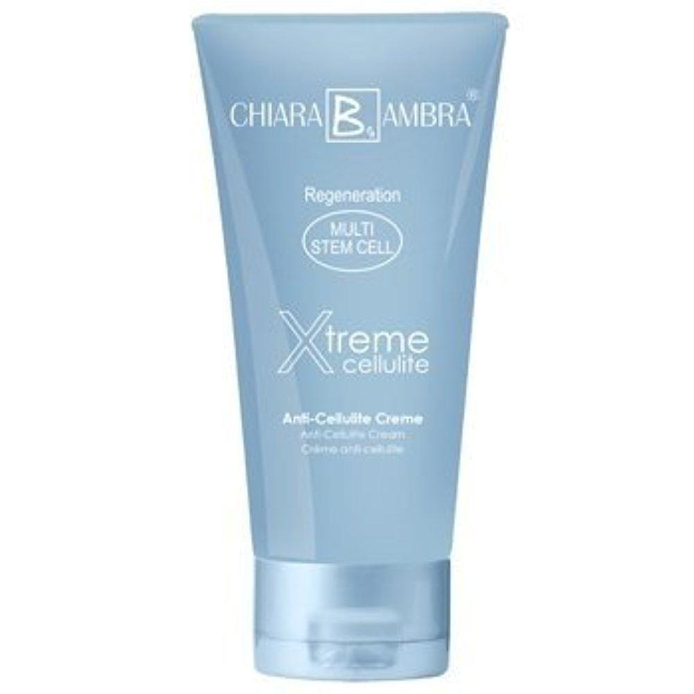 키아라 암브라 안티 셀룰라이트 젤 여성용, 100ml (Chiara Ambra Multi Stem Cell (Xtreme Cellulite))