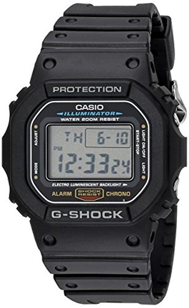 [해외] Casio G-Shock DW5600E-1V Men's 맨즈 Watch