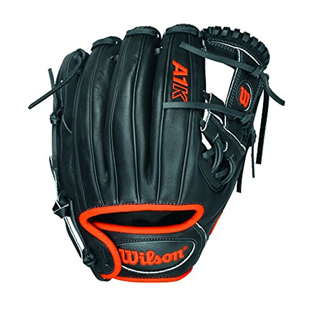 [해외] Wilson 2015 A1k Infield Baseball Gloves (Discontinued Model) Wta1krb15dp15or...