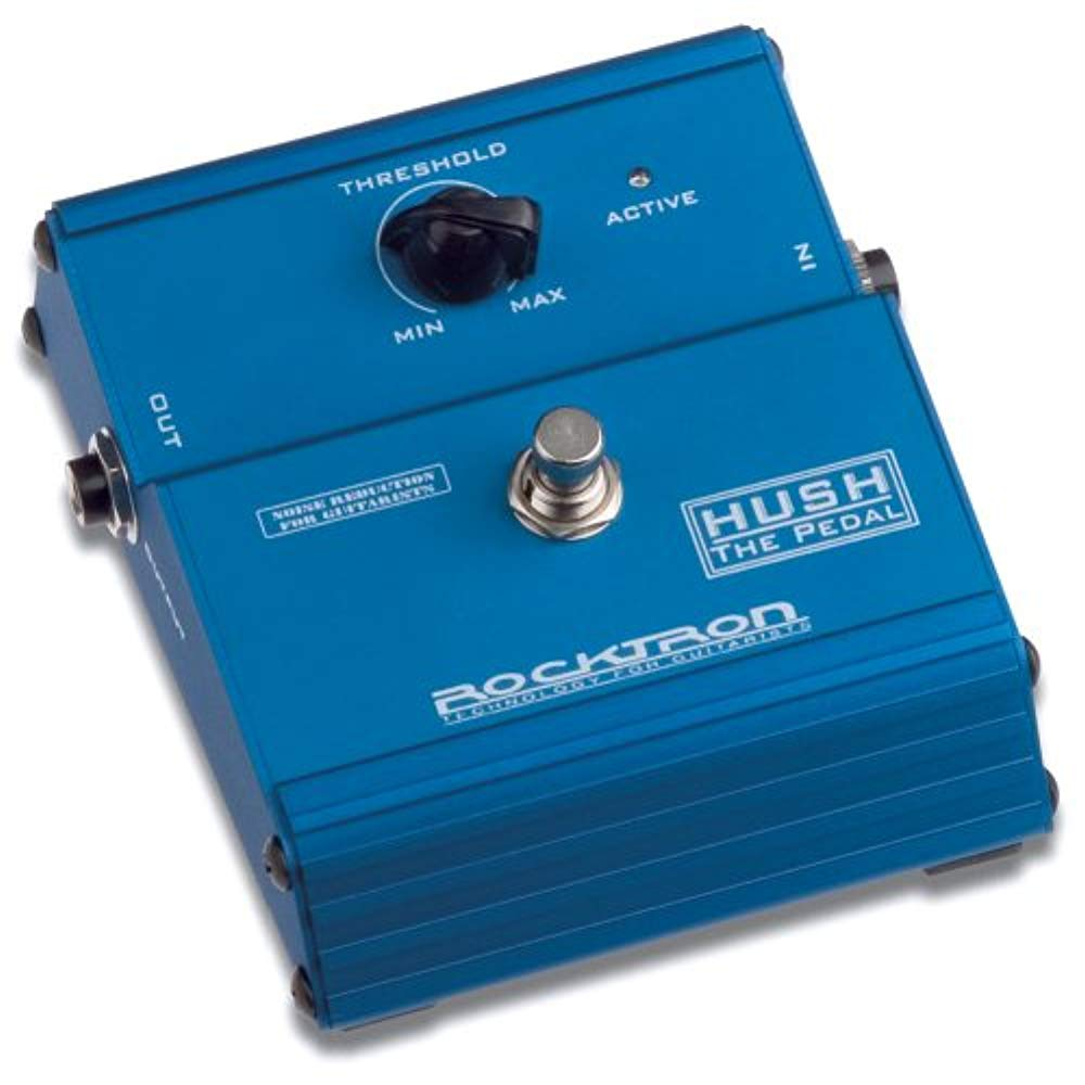 ROCKTRON HUSH THE PEDAL 기타 이펙터