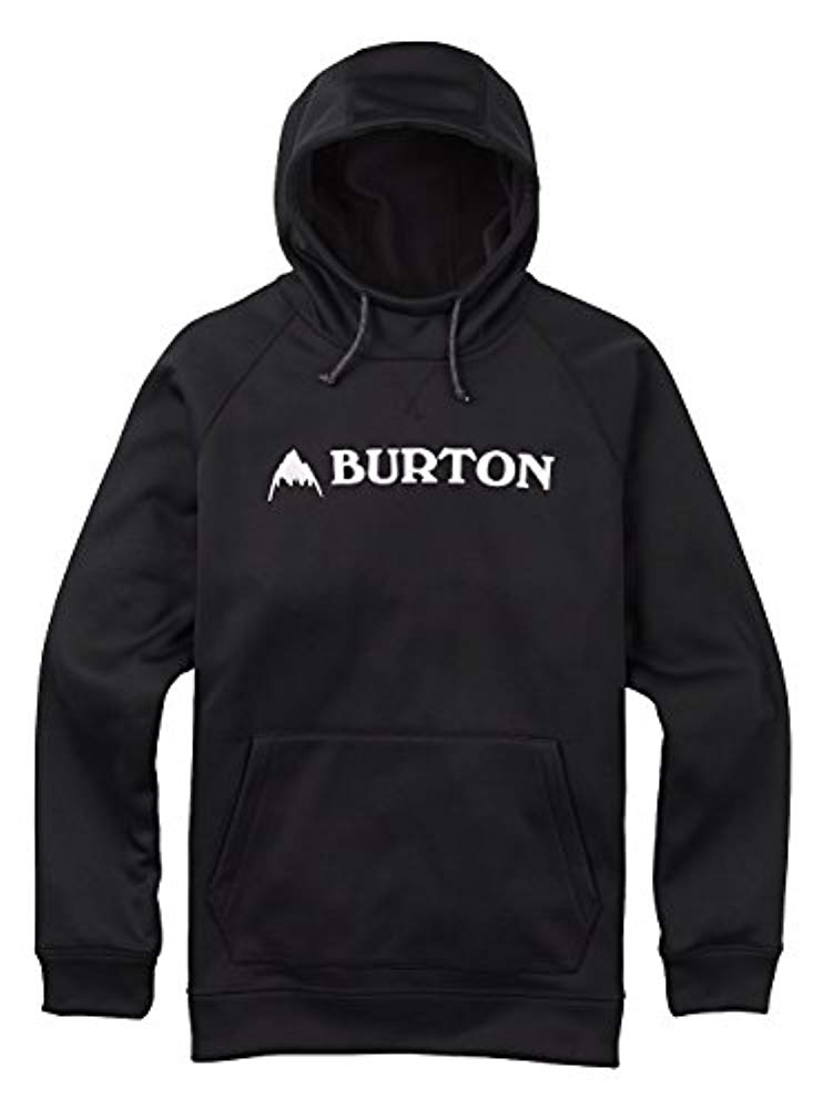 Burton(버튼) who D 파커 맨즈 플리스(fleece) CROWN BONDED PULLOVER