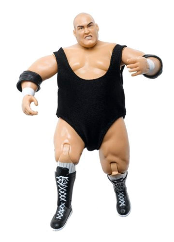 "WWE Classic Superstars Series Figure: ""King Kong Bundy"" [병행수입품]"