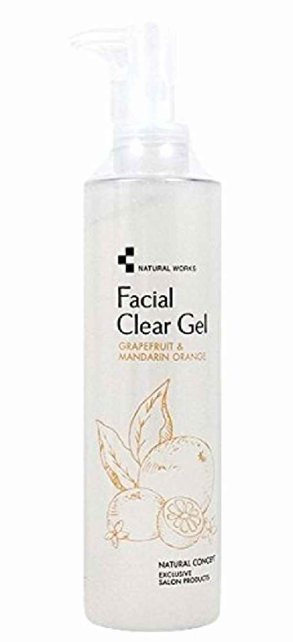 NATURAL WORKS Facial Clear Gel 200ml (3개세트)